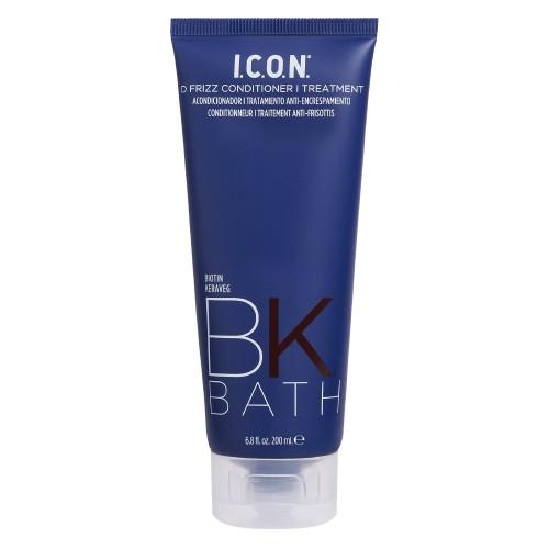 Acondicionador BK BATH - Antiencrespamiento