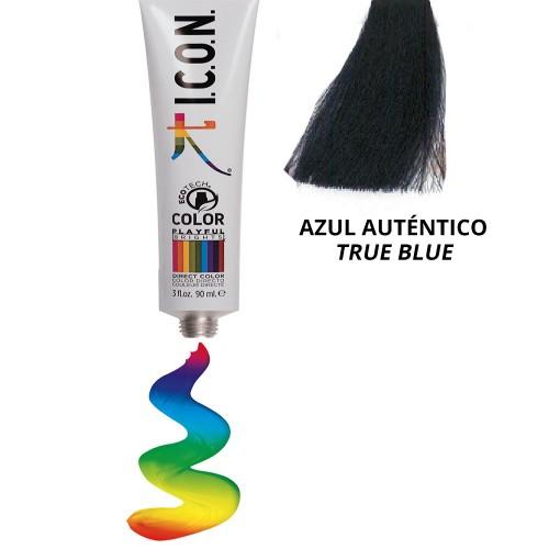 Playful - Azul Auténtico